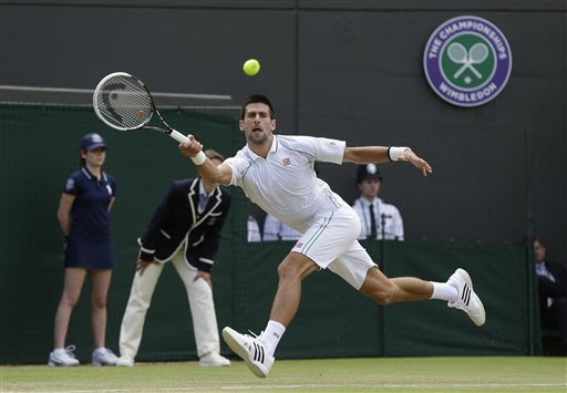 Federer to face Djokovic in Wimbledon semifinal