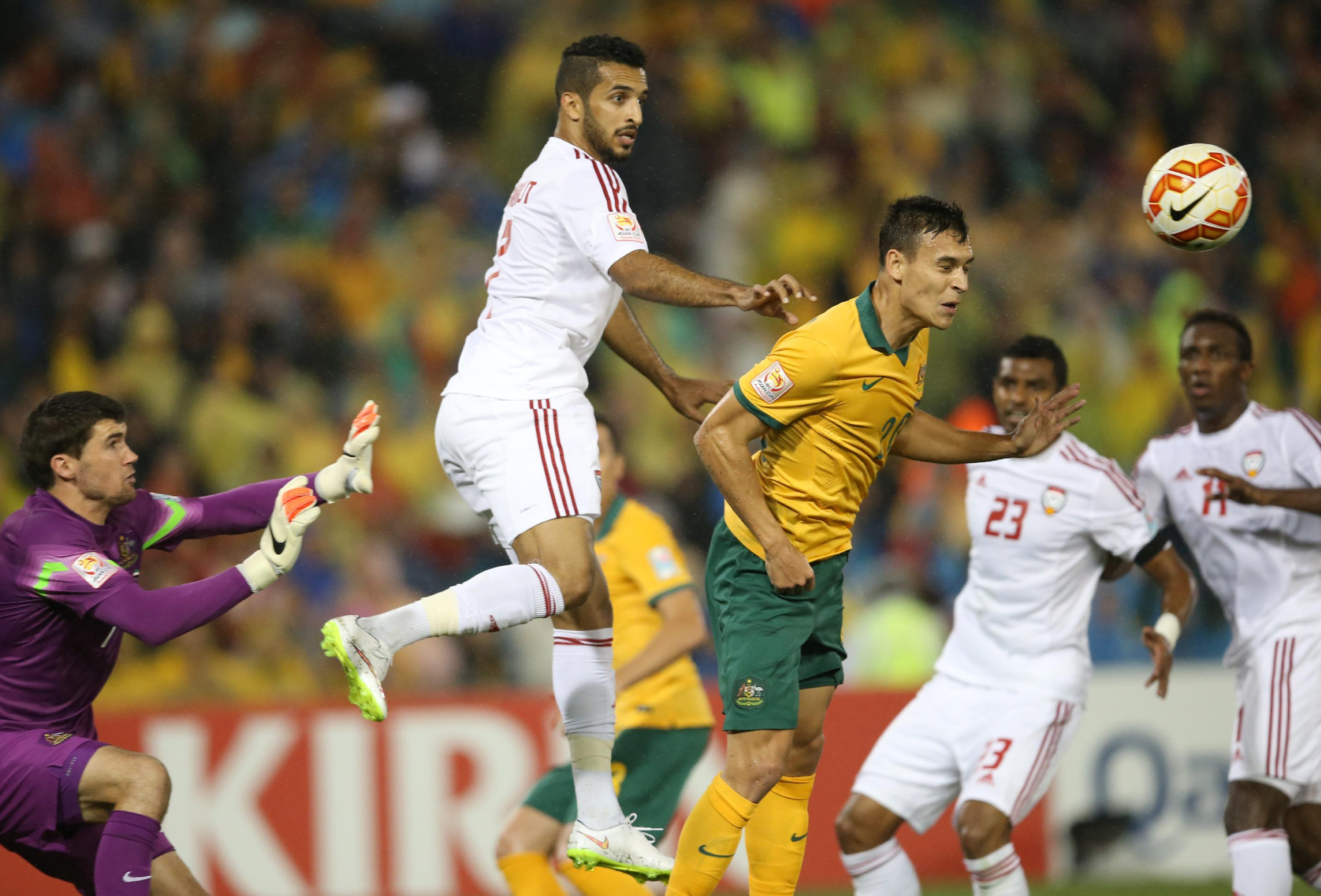 Iraq, UAE play for Middle East supremacy in 3rd-place match