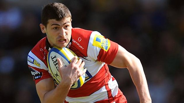 Jonny May, Gloucester Rugby