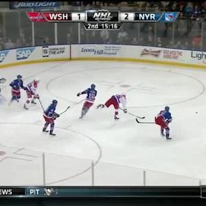 Cam Talbot Save on Mike Green (04:45/2nd)
