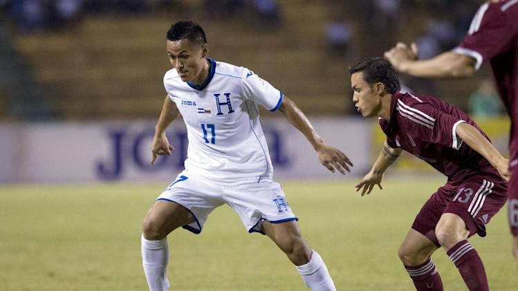 Najar among 23 on Honduras World Cup roster