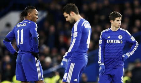 Shock defeats for Chelsea and Man City in FA Cup