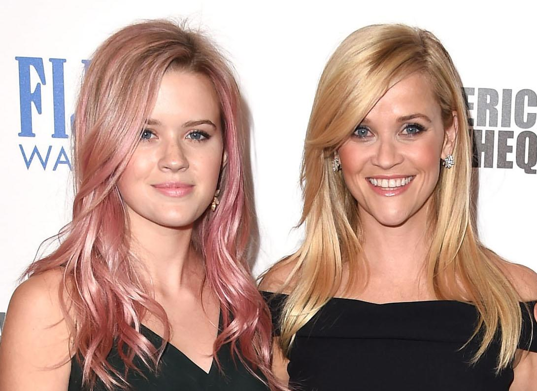 Reese Witherspoon's daughter Ava slays her first solo red carpet appearance