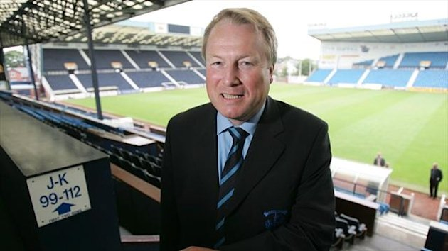 Local businesses have requested a meeting with Kilmarnock chairman Michael Johnston