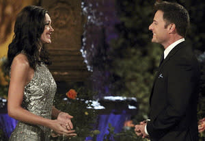 Desiree Hartsock, Chris Harrison | Photo Credits: Rick Rowell/ABC
