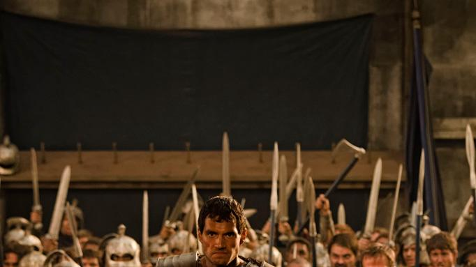 Immortals 2011 Relativity Media Henry Cavill
