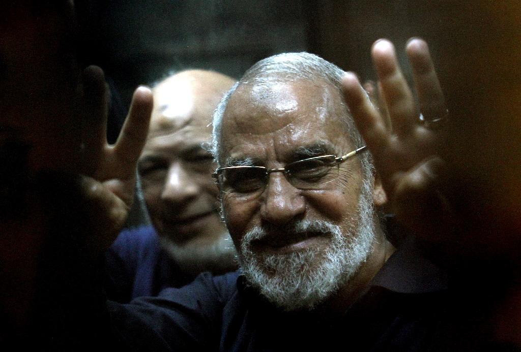 Egypt Brotherhood chief handed fourth life sentence