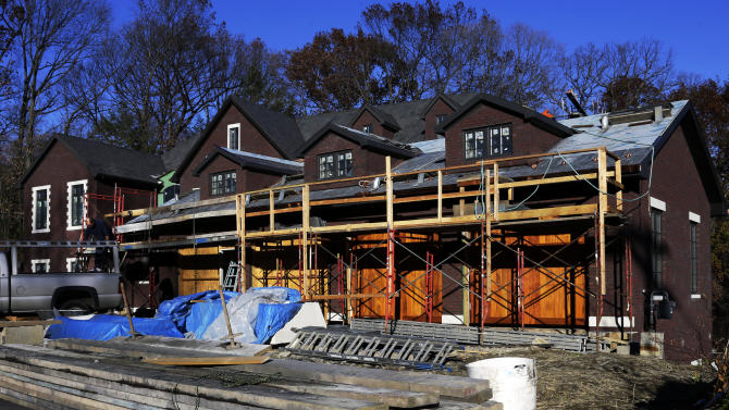 US home construction hits highest pace in 5 years
