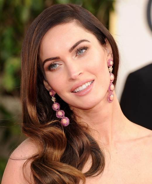 Megan Fox arrives at the 70th Annual Golden Globe Awards at The Beverly Hilton Hotel on January 13, 2013 in Beverly Hills, California -- WireImage