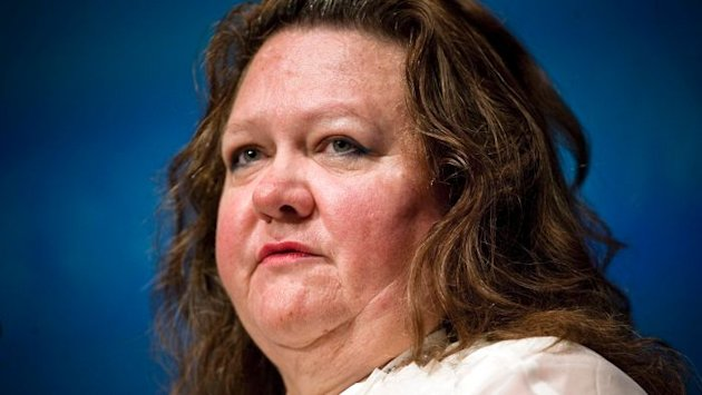 21 ways rich people like Gina Rinehart think differently