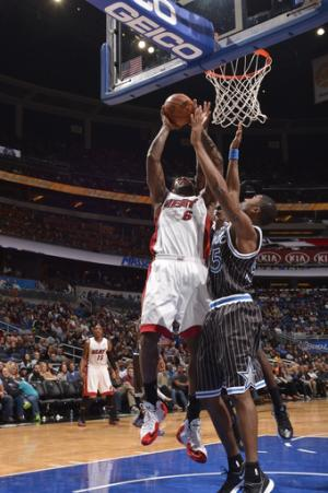 Heat rally, down Magic 110-94