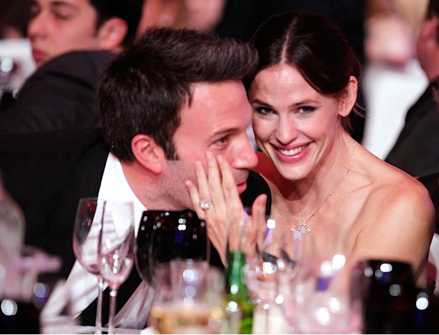 Affleck Garner Critics Choice Awards