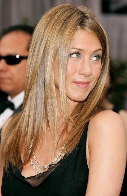 Jennifer Aniston arrives to the 78th Annual Academy Awards at the Kodak Theatre on March 5, 2006 in Hollywood -- Getty Images
