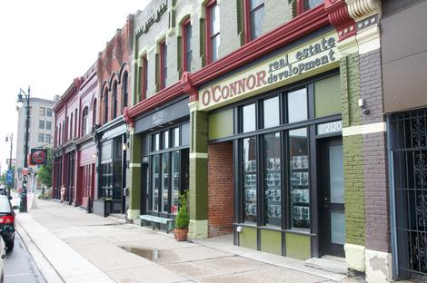 Corktown: A Historical Irish Village in Downtown Detroit