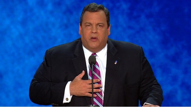 Gov. Christie: 