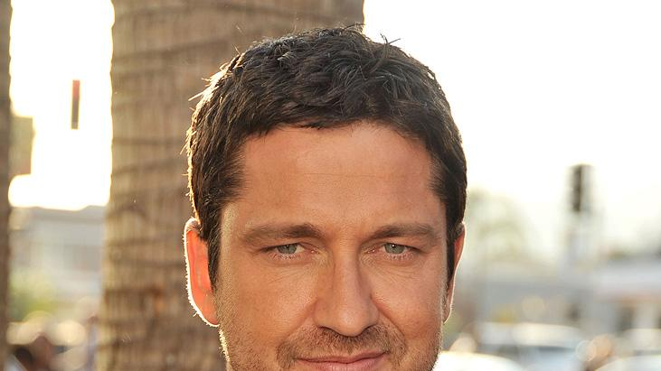 The Ugly Truth LA Premiere 2009 Gerard Butler