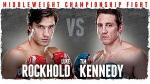 Strikeforce: Rockhold vs. Kennedy Pulls Average TV Ratings on Showtime