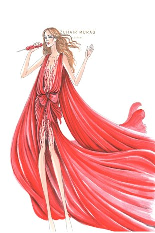 REVEALED: Jennifer Lopez&#x2019;s Tour Wardrobe Designed by Zuhair Murad!
