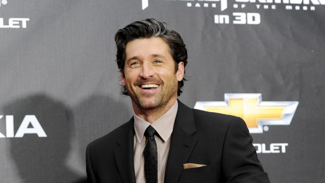 "FILE - In this June 28, 2011 file photo, actor Patrick Dempsey attends the ""Transformers: Dark Of The Moon'"" premiere in Times Square in New York.  Dempsey announced on Wed., Dec. 26, 2012, that he is leading a group attempting to save hundreds of jobs by buying Seattle based Tully's Coffee. (AP Photo/Evan Agostini, File)"