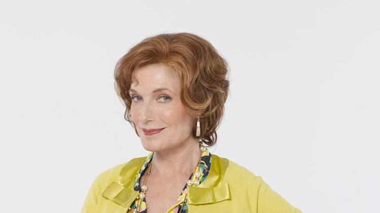 "Susan Sullivan stars as Martha Rodgers in ""Castle."""