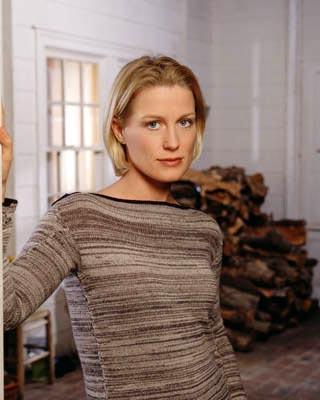 "Jessica Tuck as Gillian Gray CBS' ""Judging Amy"" Judging Amy"