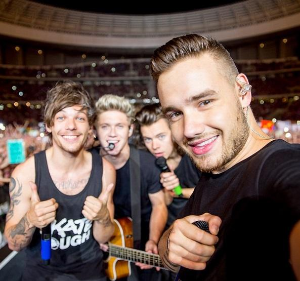 Watch One Direction Cover The 'Fresh Prince' Theme In Philly