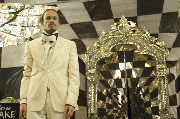 Heath Ledger The Imaginarium of Dr. Parnassus Still 2009