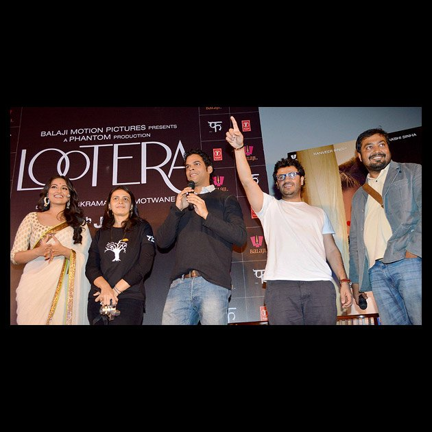 Lootera launch