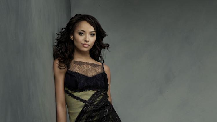 "Katerina Graham stars as Bonnie in ""The Vampire Diaries."""