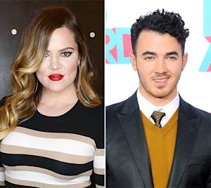 Valentine's Day 2014: Khloe Kardashian, Kevin Jonas and Other Stars Show Love on Twitter, Instagram
