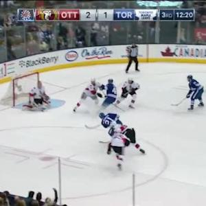 Craig Anderson Save on James van Riemsdyk (07:41/3rd)