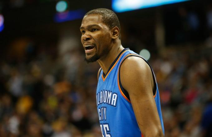 """Kevin Durant Shoots Down the KD-to-the-Lakers Rumor Stephen A. Smith Started: """"He's Lying"""" (UPDATE)"""