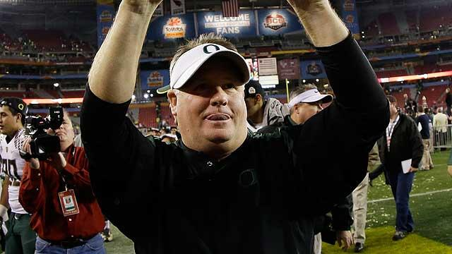 Eagles perfect fit for Chip Kelly