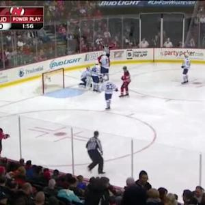 Jonathan Bernier Save on Mike Cammalleri (01:54/2nd)