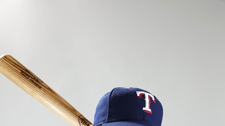 MLB: Texas Rangers-Photo Day