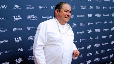 How Emeril Lagasse Celebrates Soft Shell Crab Season in Las Vegas
