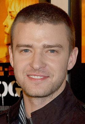 Justin Timberlake at the Hollywood premiere of Universal Pictures' Alpha Dog