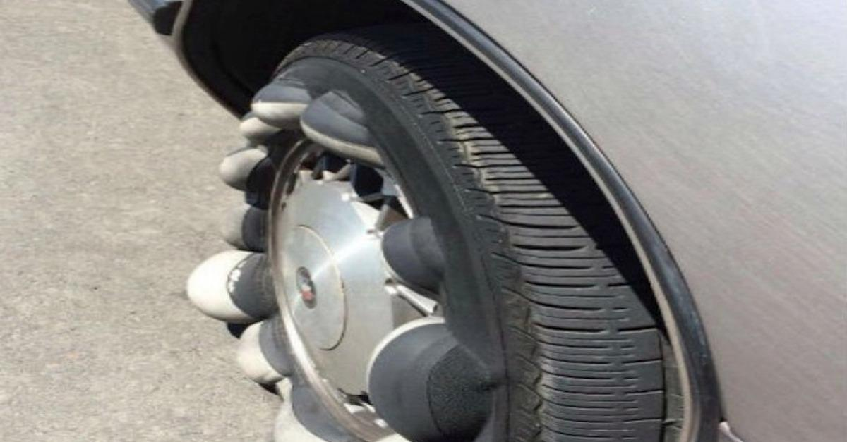14 Terrible Tire Fails That Rolled Into The Shop