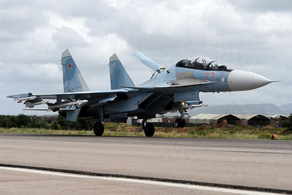 Putin Signs Long-Term Basing Deal With Syria
