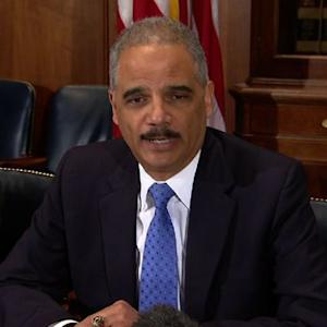 "Holder: Violent Ferguson protests ""cannot and will not be condoned"""