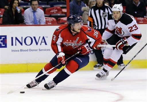 Kovalchuk, Elias lead Devils past Capitals 3-2