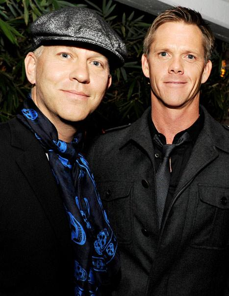 Ryan Murphy, Glee Creator, Welcomes Baby Boy Logan Phineas With Husband David Miller