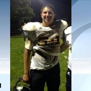New York high school football player dies after head injury