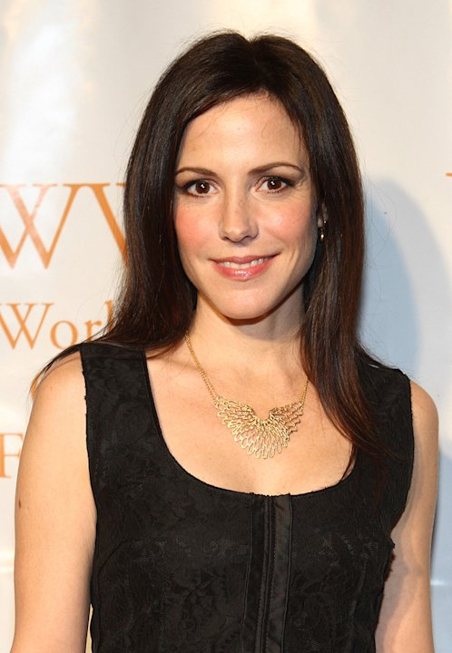 Mary-Louise Parker attends the 4th Annual Worldwide Orphans Foundation benefit gala at Cipriani Wall Street on November 3, 2008