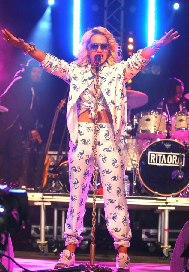 Rita Ora, Hackney Weekend