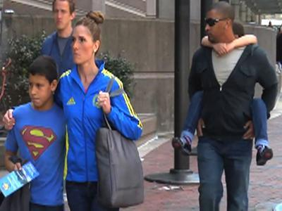 Boston Marathon Runner: 'Sad for the City'
