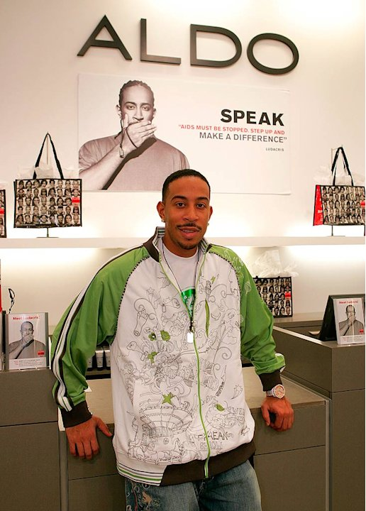 Ludacris AIDS Day