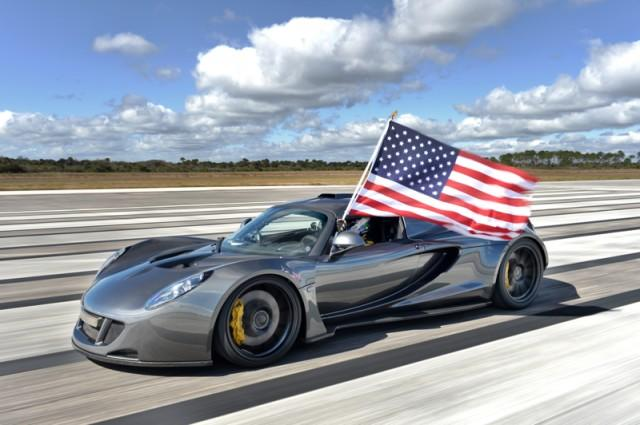 Hennessey Venom GT Driven To 270.49 MPH Can Be Yours--For $1.4 Million