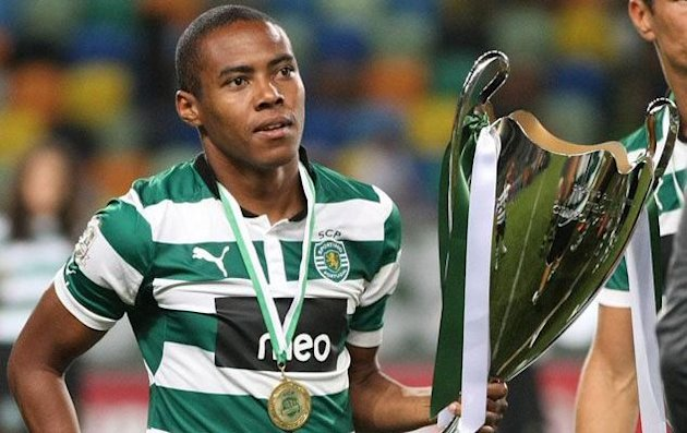 Jogador defende o Sporting desde agosto de 2011 (Foto: Reproduo Internet)