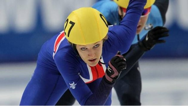 Short Track - Win or bust for Christie at Sochi Olympics